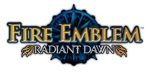 Fire Emblem - Radiant Dawn Logo