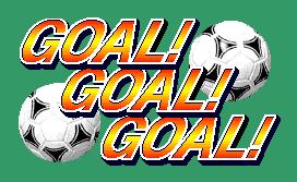 Goal! Goal! Goal! Logo