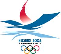 Helsinki 2006 Olympic candidate city bid logo