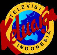 Logo TPI - Televisi Keluarga Indonesia - Interlaced