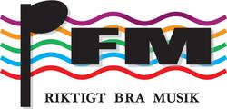 P FM logo