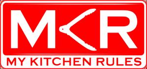 My Kitchen Rules Logo