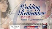 WFXT-TV's Wedding To Remember Video Promo For November 11, 2011