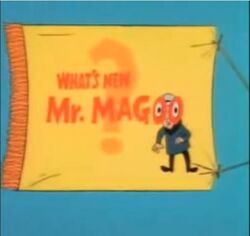 What's New Mr. Magoo