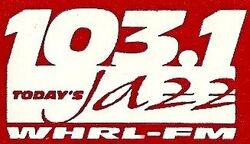 WHRL Today's Jazz 103.1