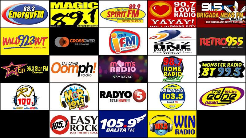 Davao City FM Radio Station