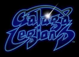 Galaga legions logo