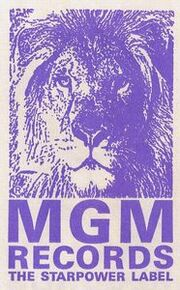 MGM Records 1961