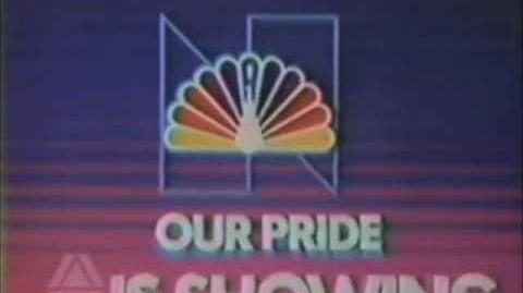 NBC 1981 Our Pride Is Showing (Custom)