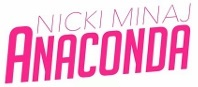 Nicki Minaj Anaconda logo