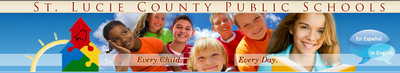 Saint Lucie County School Board 2002 Logo