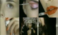 Showgirl sequence