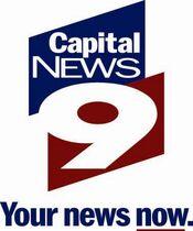 Capital News 9 logo