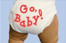 Go Baby! Logo