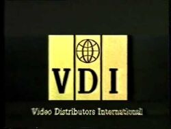 Video Distributors International Logo
