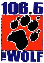 WDAF-FM 106.5 The Wolf