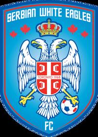 Serbian White Eagles FC logo