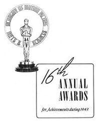 Oscars print 16th