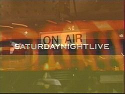 Saturday Night Live Video Open From October 5, 2002