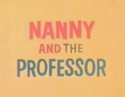 Nannyandtheprofessor