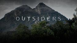 Outsiders title logo