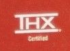 THX Print Logo with Certified