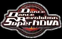DDR SuperNova Logo