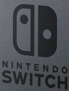 "Logo on Nintendo Switch ""Doc"""