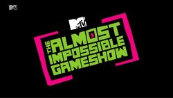 MTV The Almost Impossible Game Show