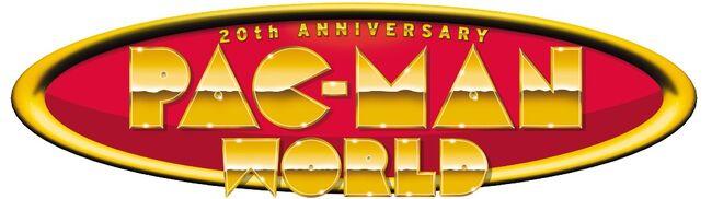 Pac man world logo
