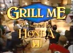 Grill Me Presented By Honda