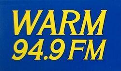WWRM Warm 94.9