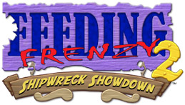 Feeding Frenzy2 showdown logo web