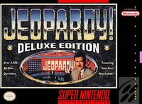 Jeopardy! Deluxe Edition (SNES)