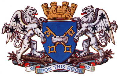 Peterborough city crest
