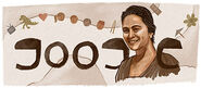 Google Yasmin Ahmad's 56th Birthday