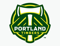 Portland Timbers (MLS) logo (unused)