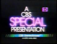 CBS Special Presentation with CC CBS StereoSound 1973