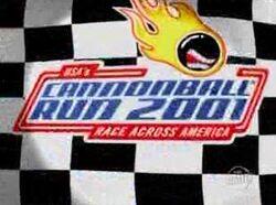 Cannonball run 2001