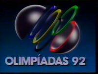 Olimpiadas 92 globo