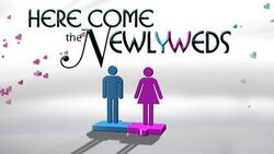Here-come-the-newlyweds
