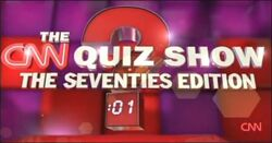 The CNN Quiz Show The Seventies Edition