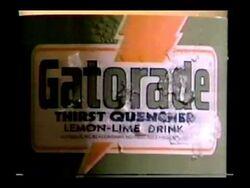 Gatorade 1980's