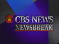 CBS Newsbreak 1991