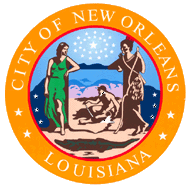 Seal of New Orleans, Louisiana