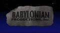 Babylonian Productions, Inc. Logo
