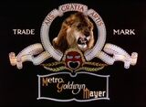 MGM Logo (Puss Gets the Boot)
