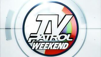 TV Patrol Weekend Logo
