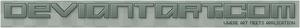 Deviantart logosecond