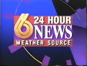 WBRC Channel 6 Weather Promo 1992